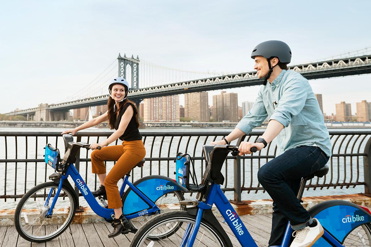 Citibike en NYC bikesharing
