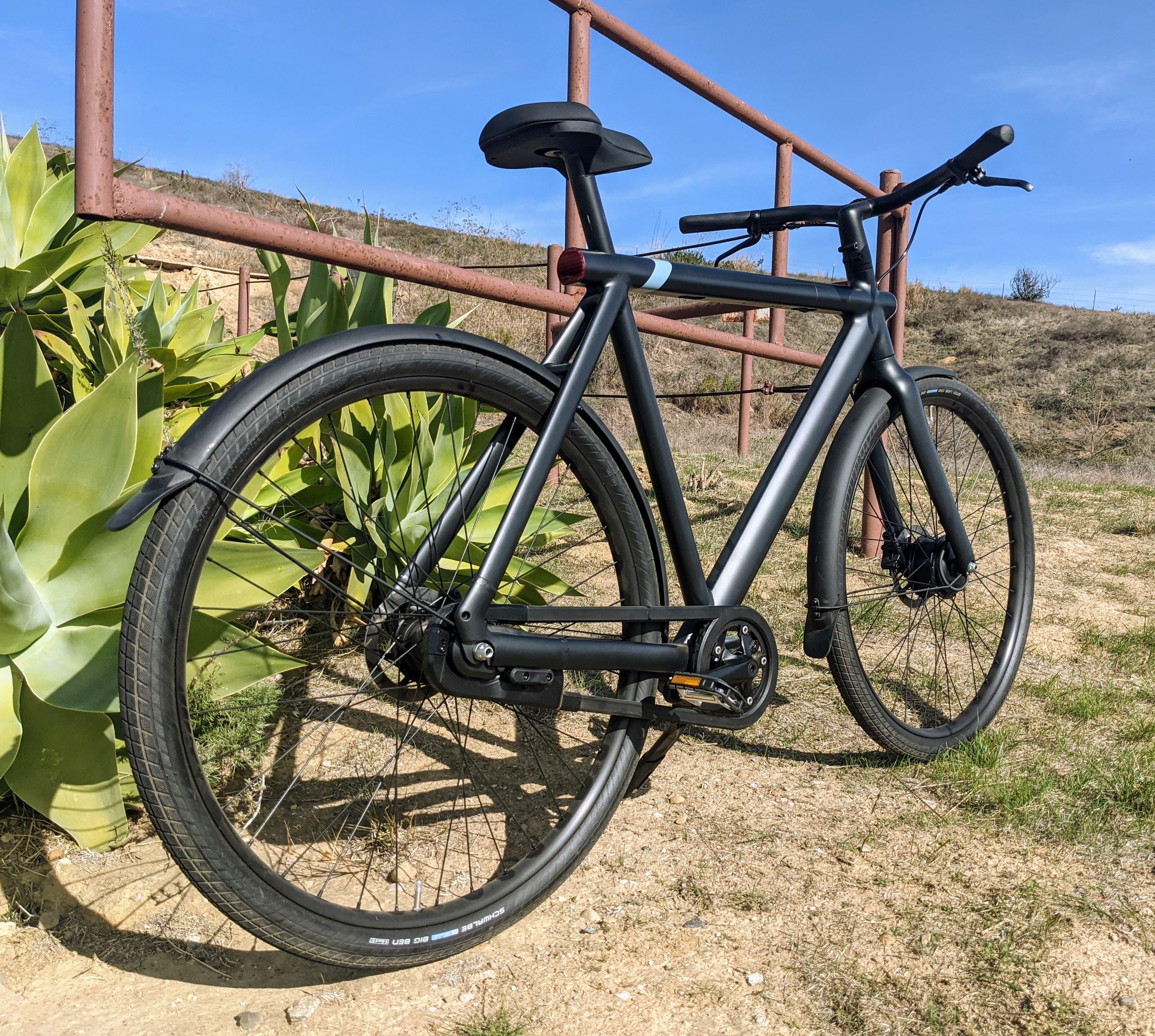 Bicicleta eléctrica VanMoof S3
