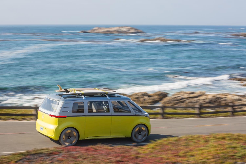 VW ID Buzz Concept.