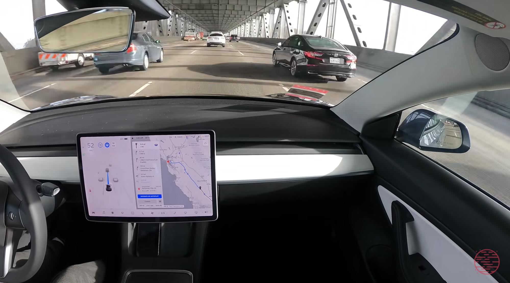 Tesla Full Self Driving FSD