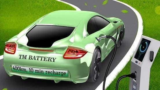 batería de autocalentamiento