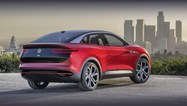 Concepto VW ID Crozz