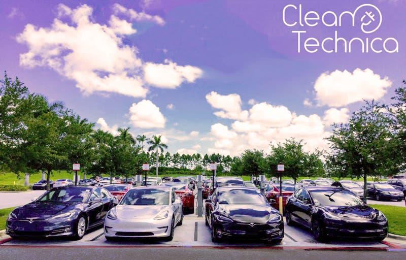 Tesla Electric Cars Subsidios de crédito fiscal de EE. UU.