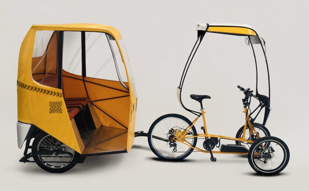 Bicicletas eléctricas de carga Mastretta