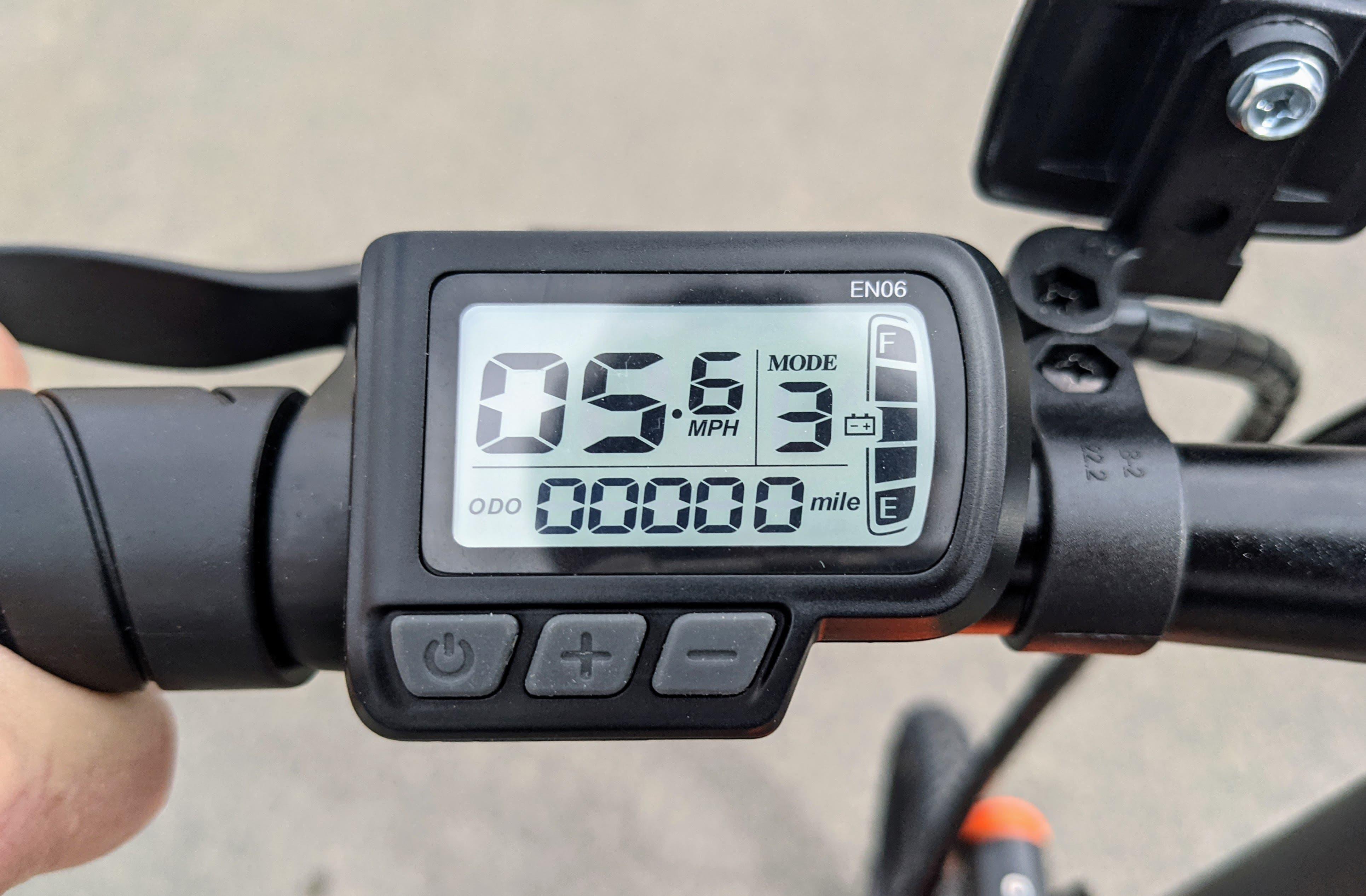 Bicicleta eléctrica plegable Swagtron EB7 Plus