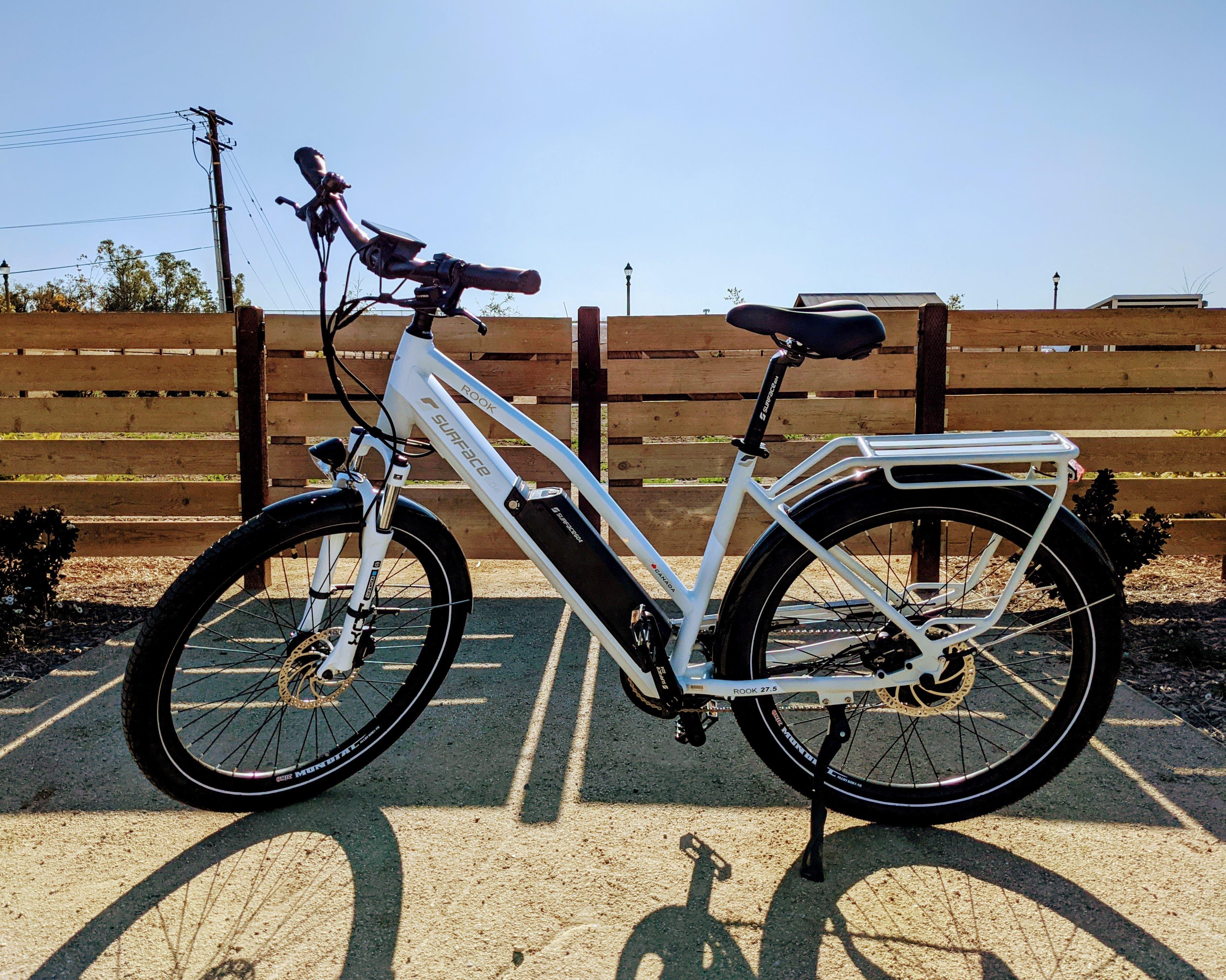Bicicleta eléctrica Surface 604 Rook