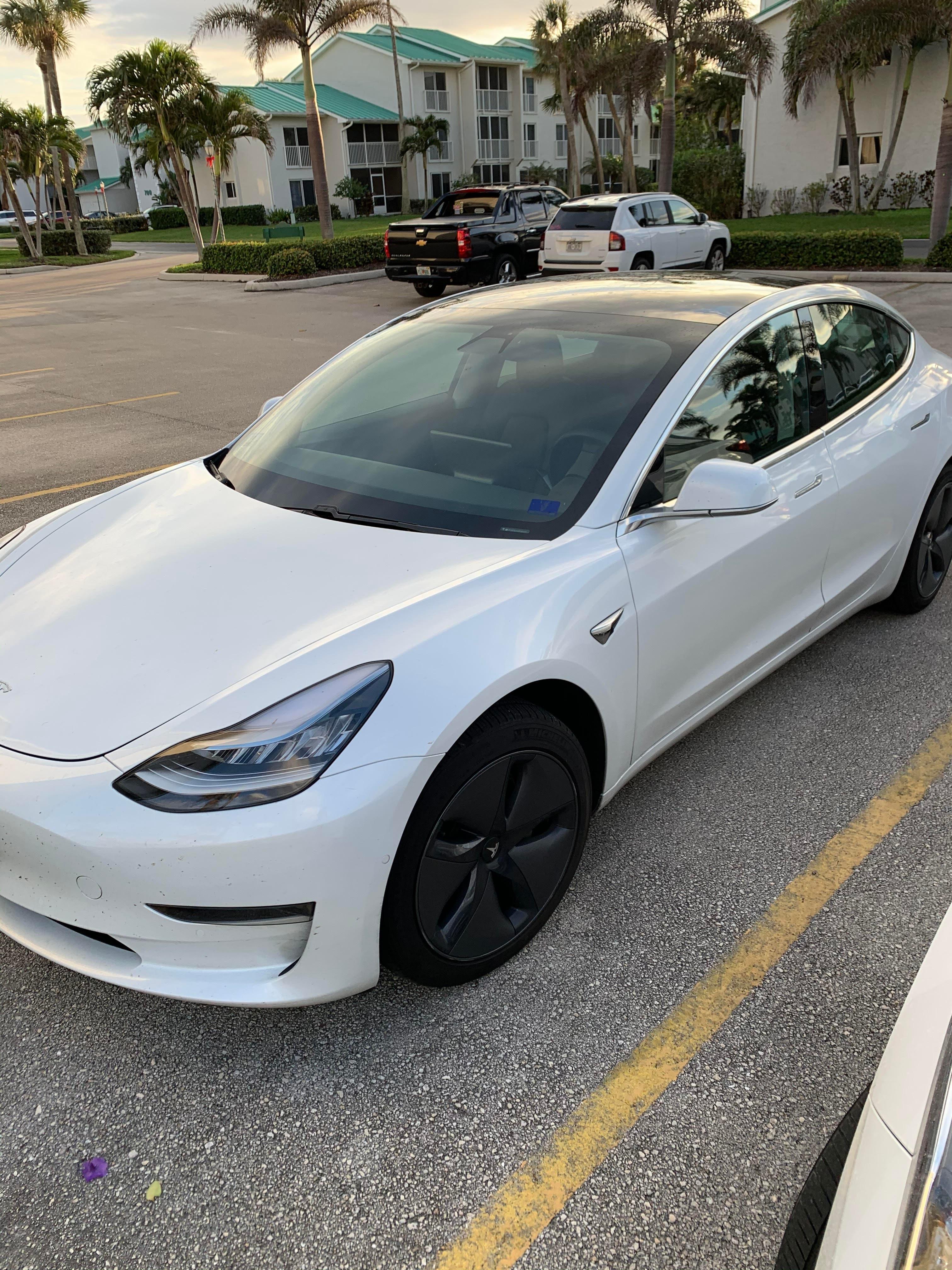 Stock de Tesla