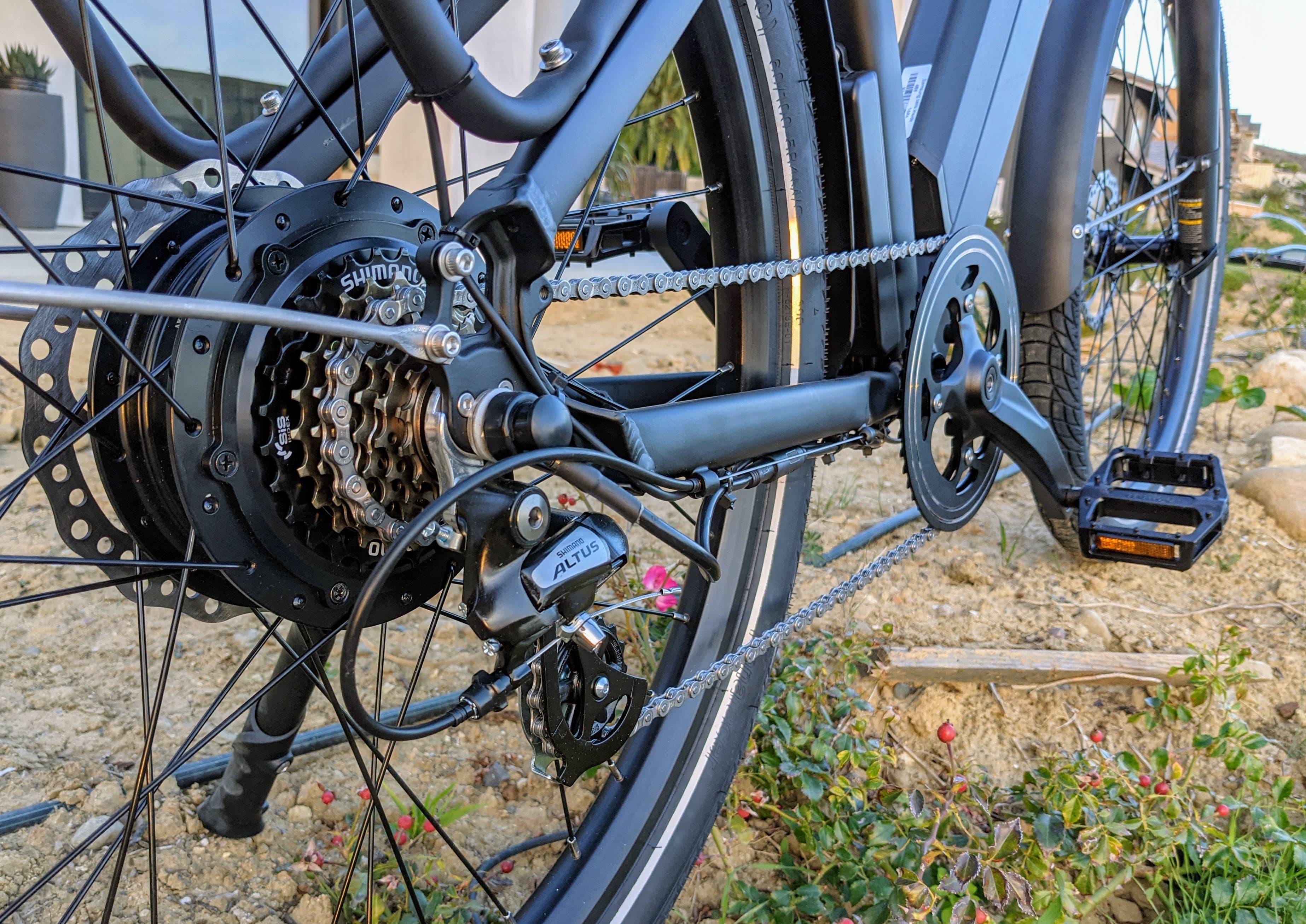 Bicicleta eléctrica KBO Breeze