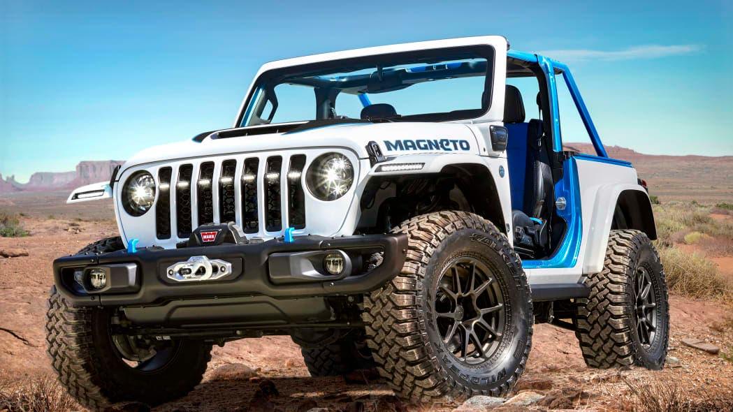 Concepto Jeep Magneto.