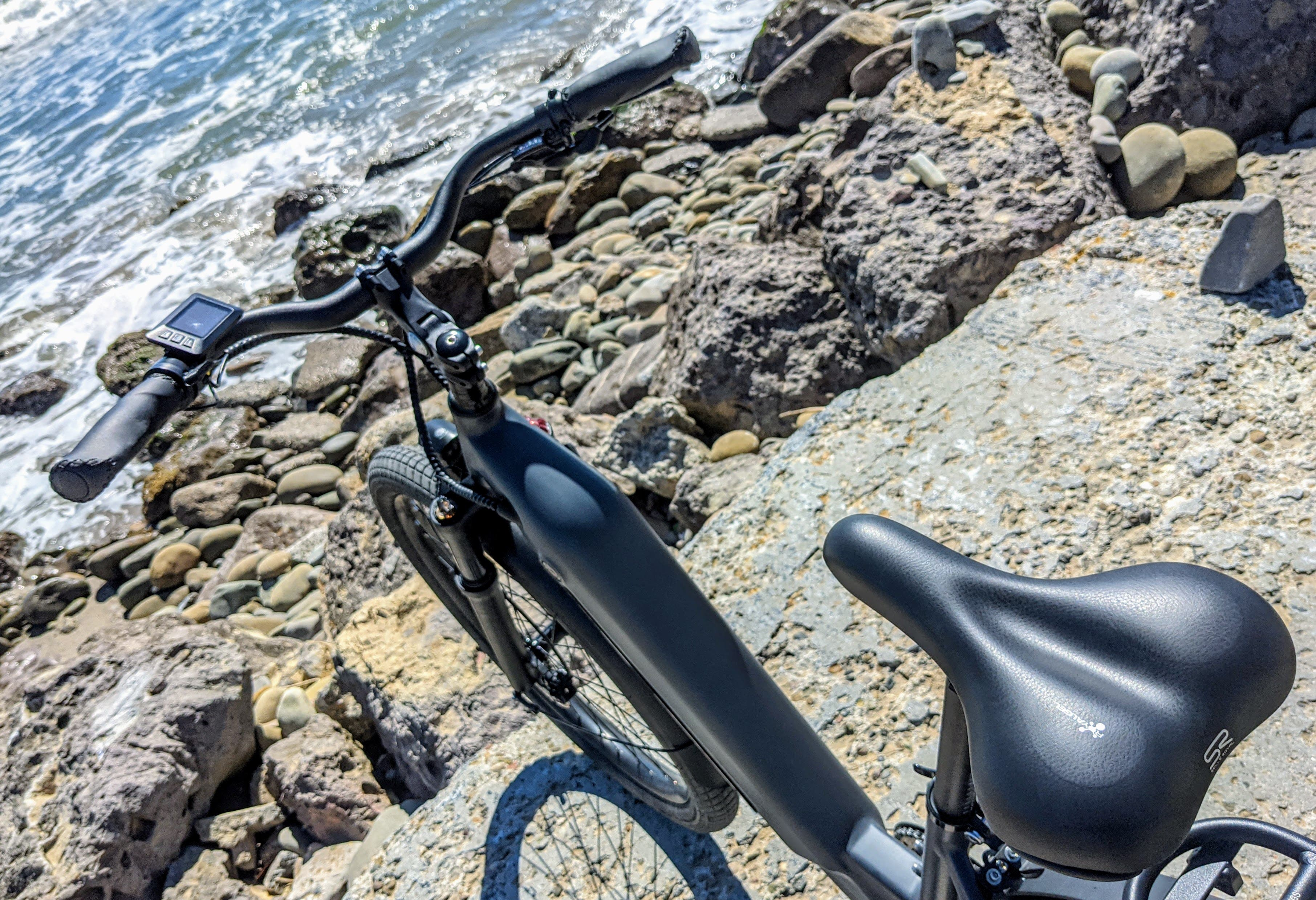 Bicicleta eléctrica Step-Through serie Ride1Up 700