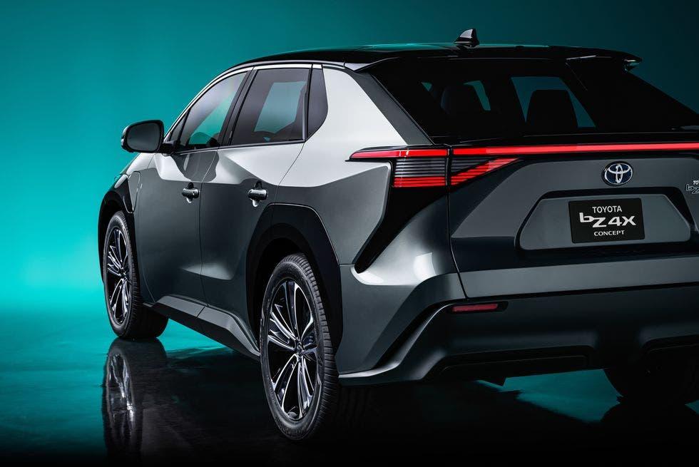 SUV eléctrico Toyota Beyond Zero