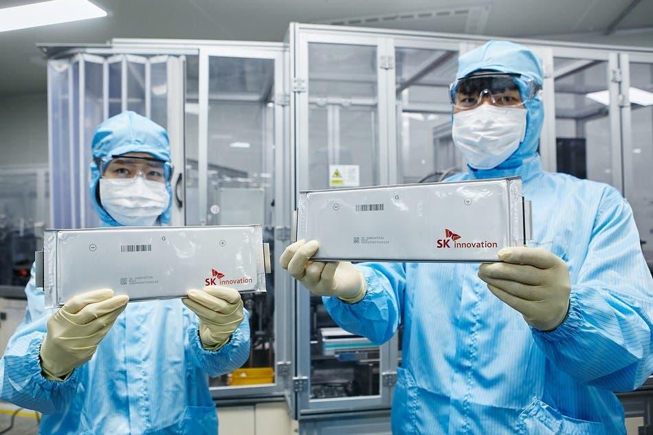 Batería SK Innovation