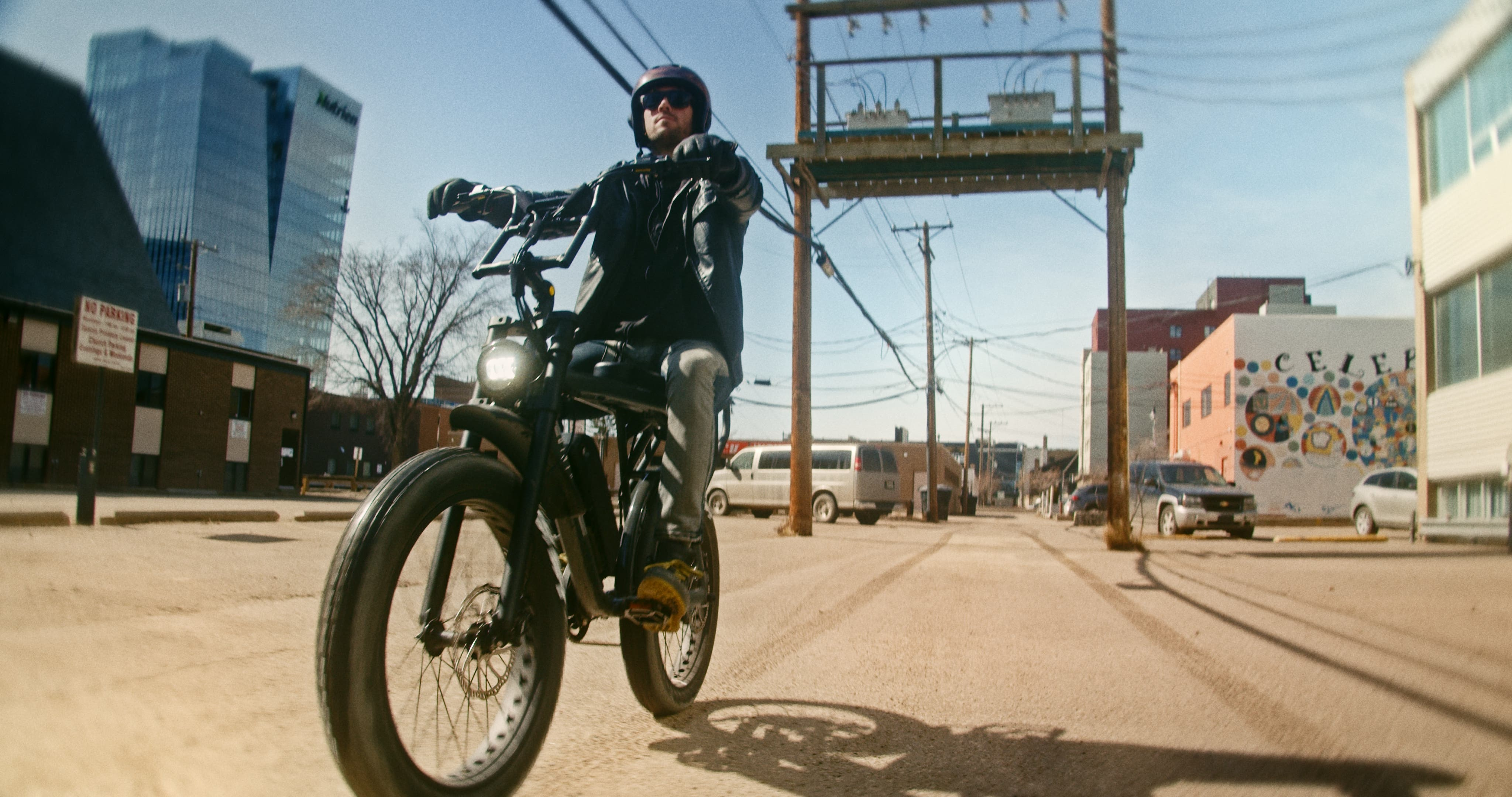 Bicicleta eléctrica Biktrix Moto